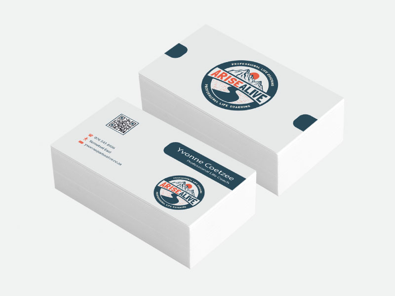 Arise Alive Business Card