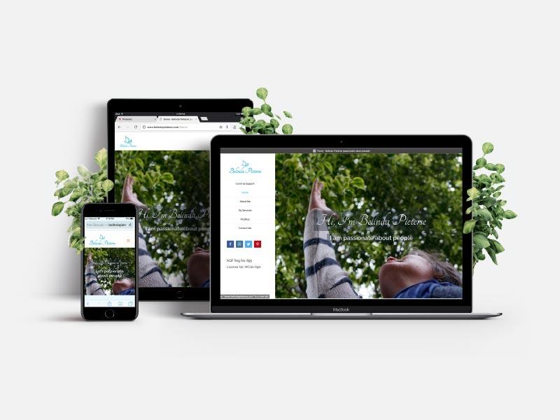 Redefine Website