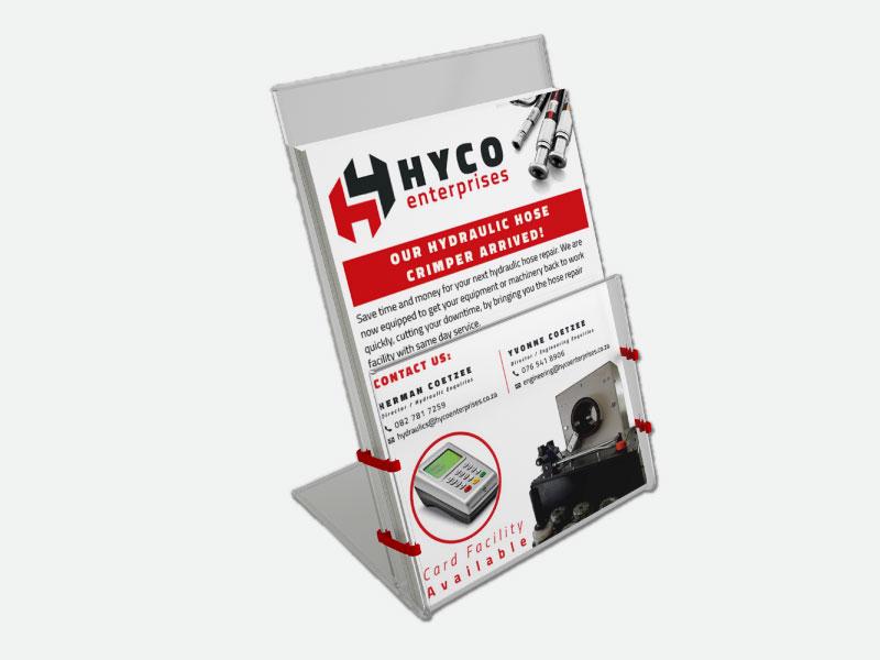 HYCO Enterprises Flyer