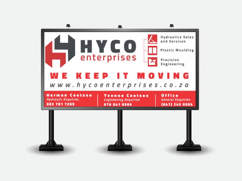 HYCO Enterprises Billboard