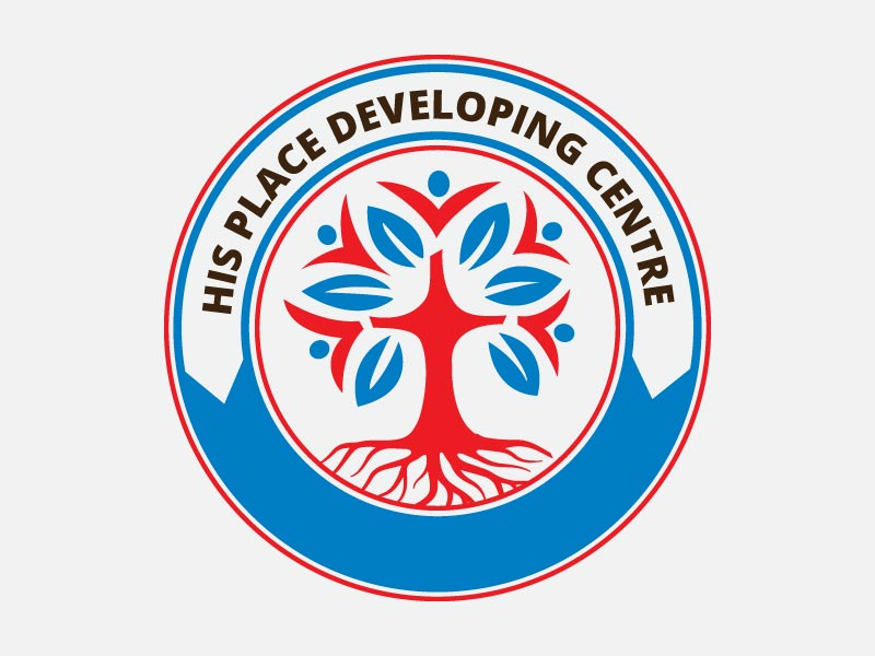His Place Developing Centre Logo