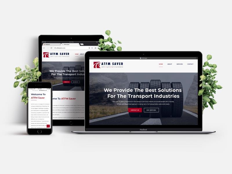ATFM Saver Website
